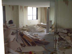 before a renovation