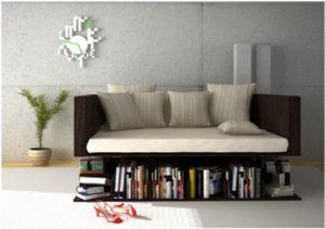 Clever multi-purpose furniture