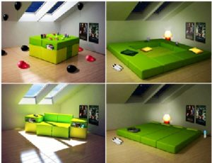 Smart modular furniture