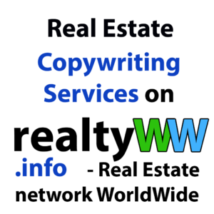 Real Estate Copywriting Services
