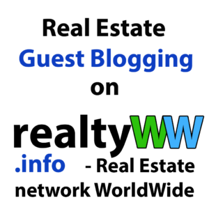 Real Estate Guest Post  Reasons to Write for Us