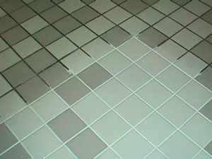 Grout Stains