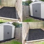 Adjustable Shed Bases for your Garden Sheds