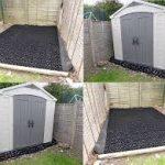 Adjustable Shed Bases for your Garden Sheds