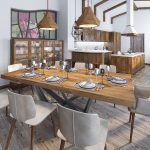 General Tips for Cleaning the Timber Dining Tables!