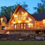 benefits Log Cabin Homes