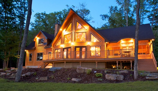 Benefits of Living in a Log Cabin Homes