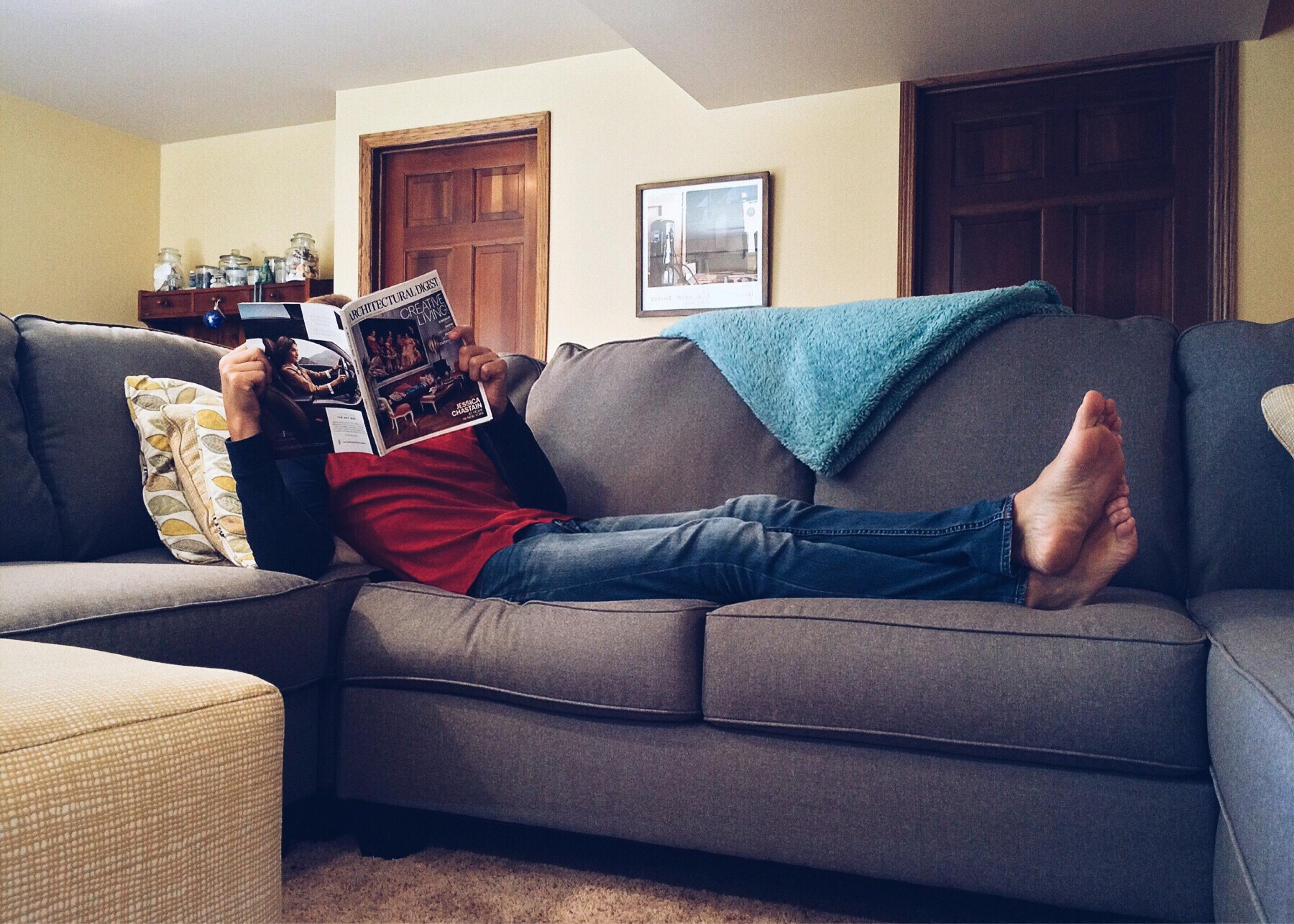 5 ways to de-stress your home