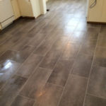 Installing Peel and Stick Vinyl Tiles
