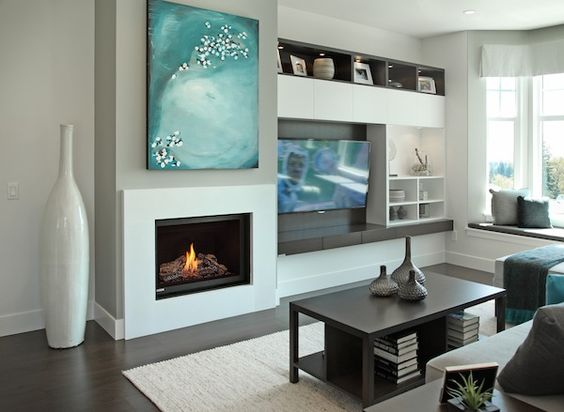 "The ""Hot"" Future of Modern Designer Fireplaces"