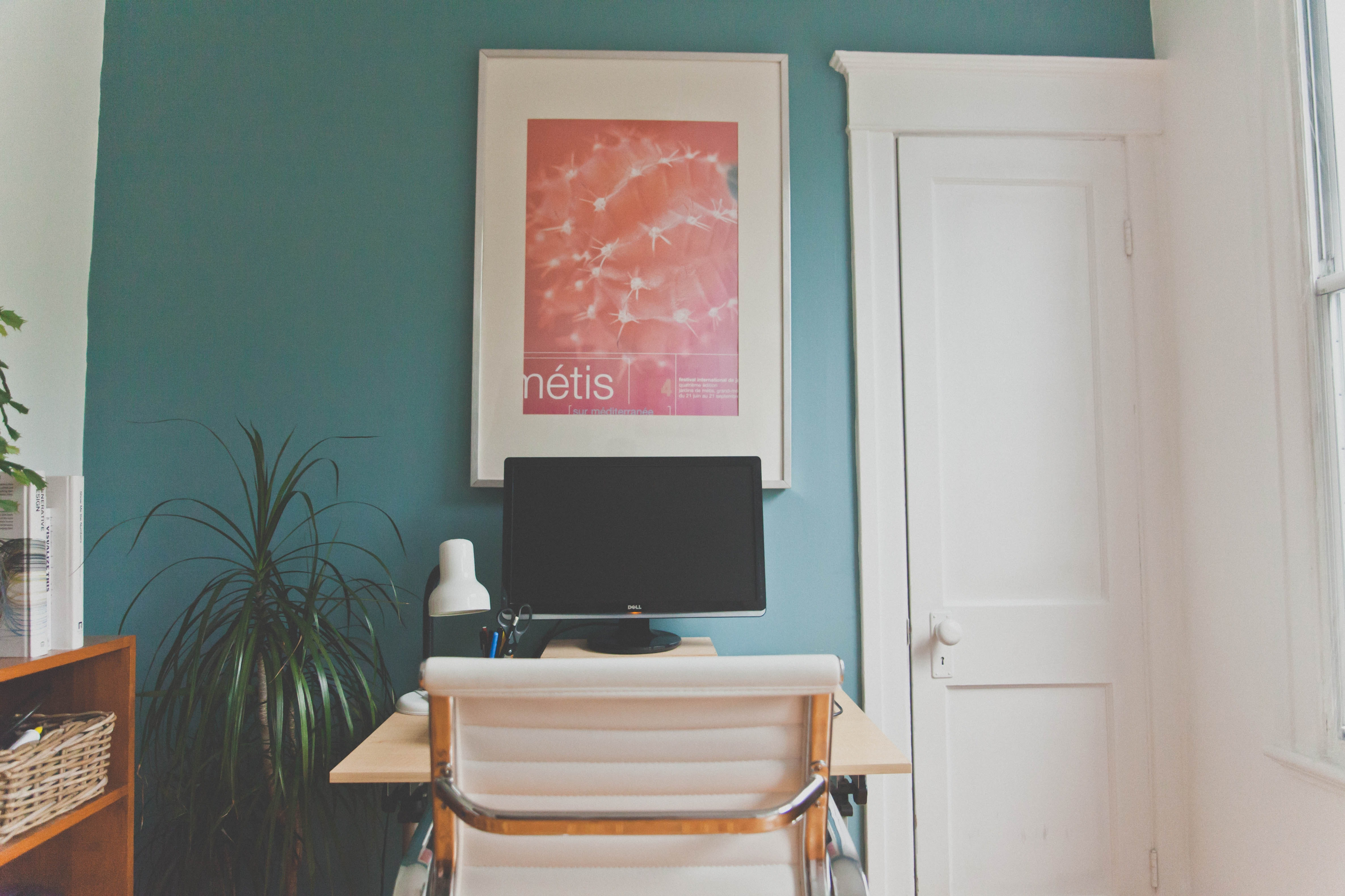 6 tips for a more productive home office