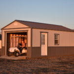 Keep Your Investment Safe With a Golf Cart Shed