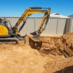 Types of Earth Moving Equipment for Your Backyard Upgrade