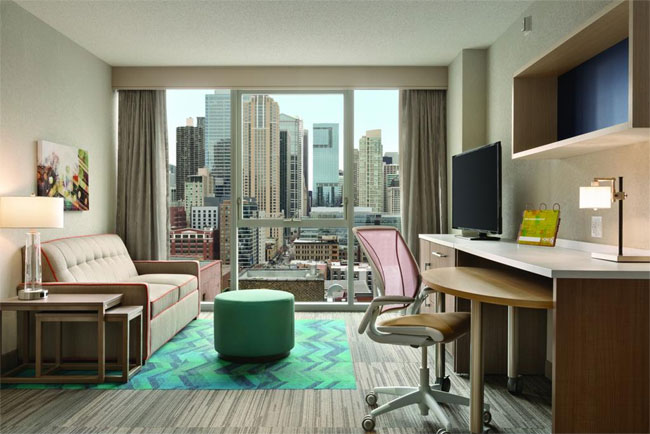 Renting an Apartment in River North